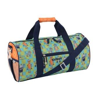Kid Kraft Robot Polyester Duffle Bag