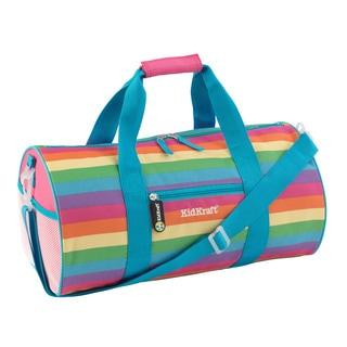 KidKraft Rainbow Polyester Duffle Bag