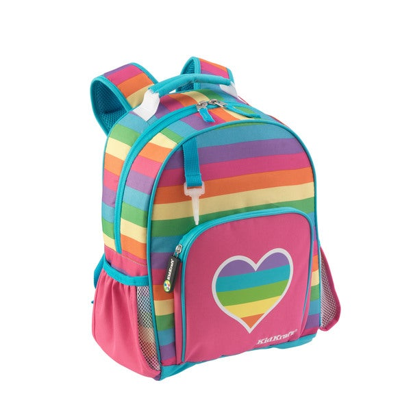 shop kid kraft medium rainbow backpack free shipping on orders