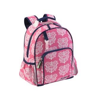 Kid Kraft Medium Pink Damask Backpack