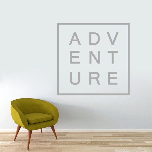 Adventure Vinyl Wall Decals