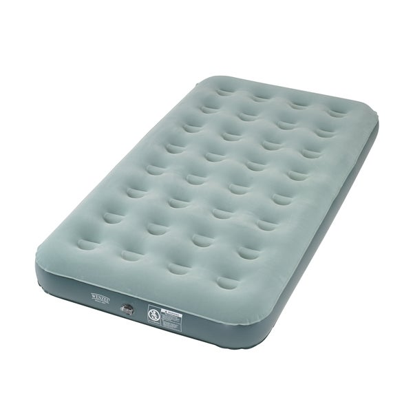 Wenzel Sleep-away Green PVC Air Bed. Opens flyout.