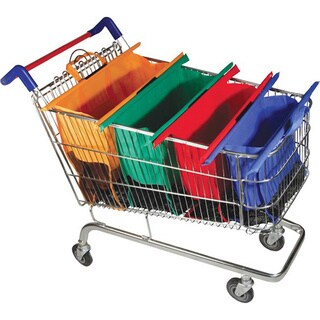 BergHoff Multicolored Trolley Bags Original Shopping Bags