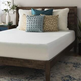 Crown Comfort 10-inch Twin-Size Memory Foam Mattress