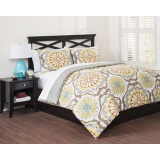 Festival 3-piece Cotton Duvet Cover Set