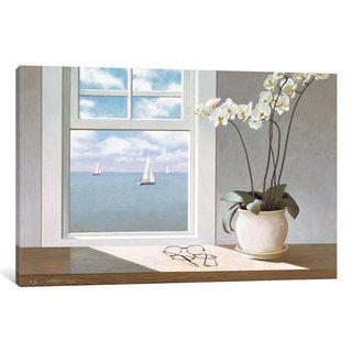 iCanvas Orchid by Zhen-Huan Lu Canvas Print