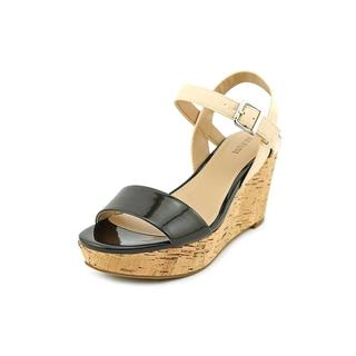 Alfani Women's Pyper Faux-leather Sandals