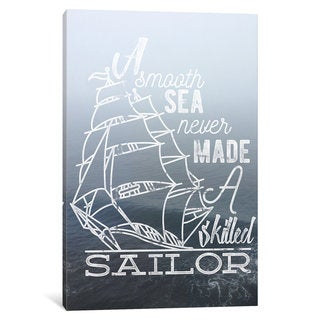 iCanvas Sailor by 5by5collective Canvas Print