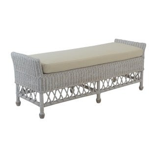 Crafted Home's Longley Double Bench