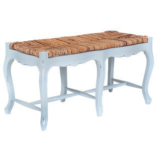 Crafted Home's Kerr Woven Top Bench