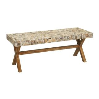 Crafted Home's Harper Cross Bench