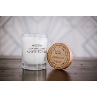 Hand-poured Primrose and Teakwood Artisan Soy Candle