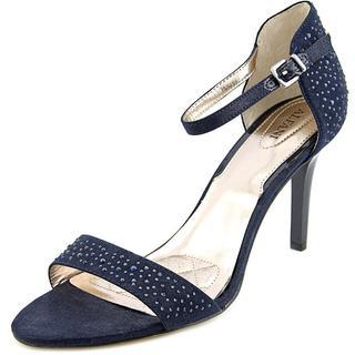 Alfani Women's Pyrra Blue Synthetic Mid-heel Sandals