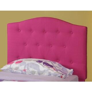 Powell Freya Pink Polyester Tuft Twin Headboard