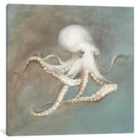 iCanvas Treasures from the Sea V by Danhui Nai Canvas Print