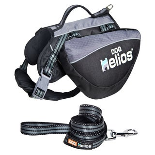 Helios Freestyle 3-in-1 Explorer Convertible Dog Harness, Backpack and Leash