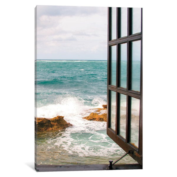 iCanvas Looking to the Sea by Brookview Studio Canvas Print