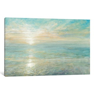 iCanvas Sunrise by Danhui Nai Canvas Print
