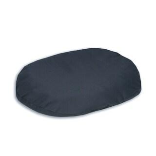 Eggcrate Donut Seat Cushion, Navy