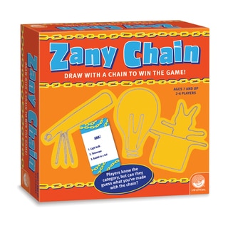 MindWare Zany Chain Game for 2-6 Players