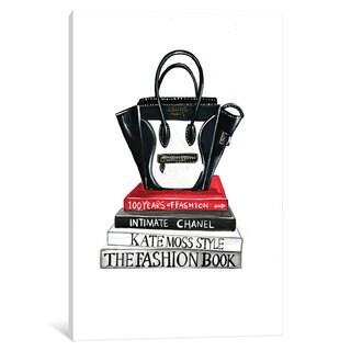 iCanvas Celine Bag by Rongrong DeVoe Canvas Print