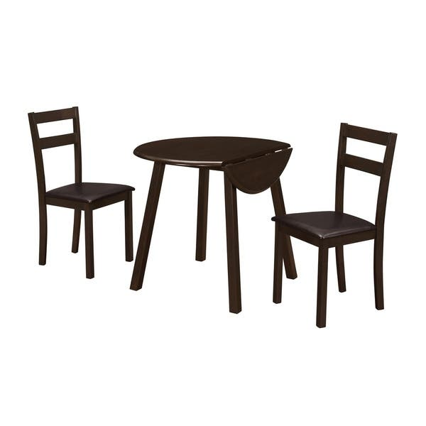 Piece Dining Set With 36 Inch