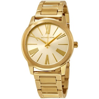 MICHAEL KORS Hartman MK3490 Ladies' Goldtone Stainless Steel Watch
