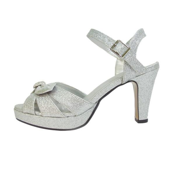 Extra Wide Width Dress Sandal