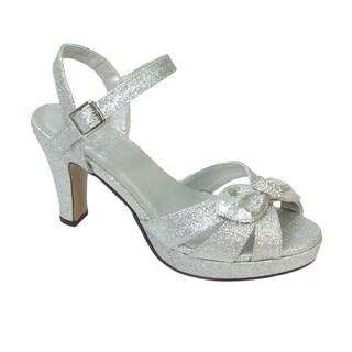 Fic Floral Elva Women's Extra Wide Width Dress Sandal