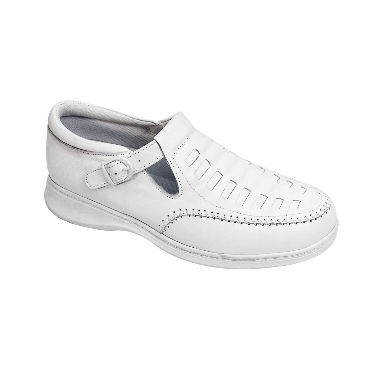 24 Hour Comfort Laura Women Wide Width Leather Shoes