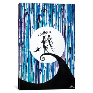 iCanvas Something In The Air by Marc Allante Canvas Print