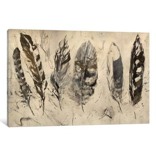 iCanvas Quill by Julian Spencer Canvas Print