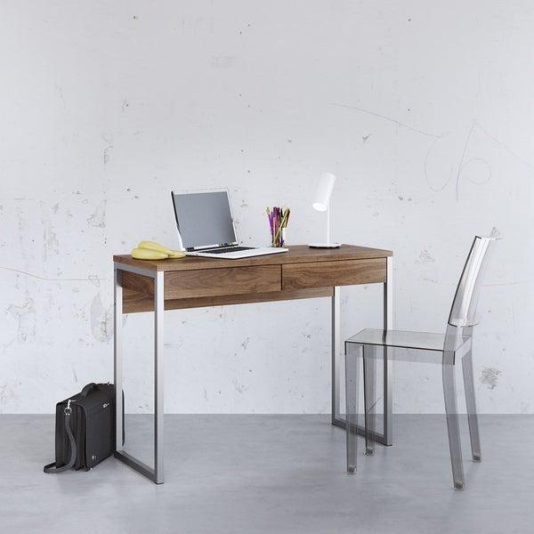 Porch & Den Skylar 2-drawer Desk. Opens flyout.