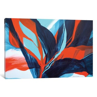 iCanvas Bird Of Paradise by Patricia Coulter Canvas Print