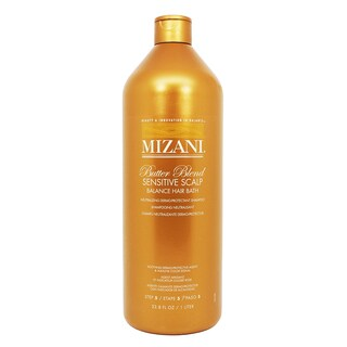 Mizani Butter Blend 33.8-ounce Sensitive Scalp Balance Hair Bath