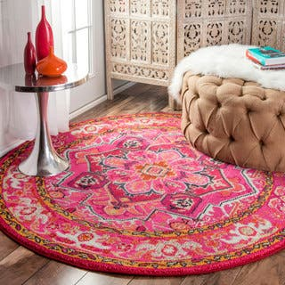 5\' x 5\' Rugs & Area Rugs For Less | Overstock.com