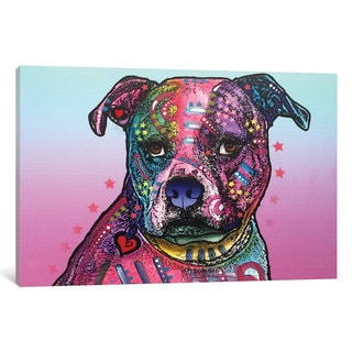 iCanvas Jack by Dean Russo Canvas Print