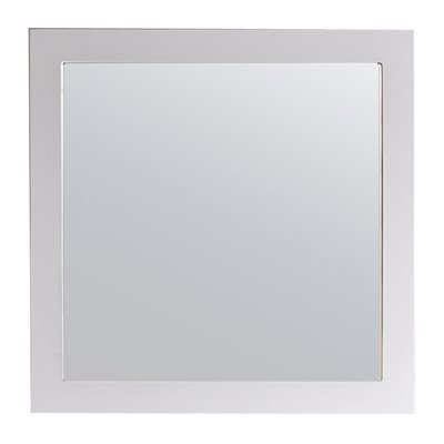 Nova Collection Wood 32-inch Mirror