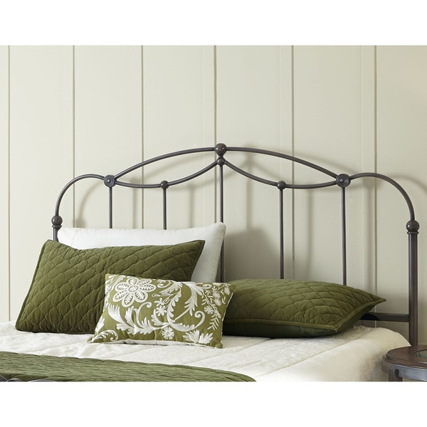 Fashion Bed Group Affinity Metal Headboard Panel with Straight