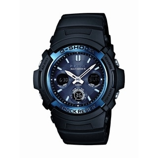 "Casio Men's AWGM100A-1A ""Atomic G Shock"" Watch"
