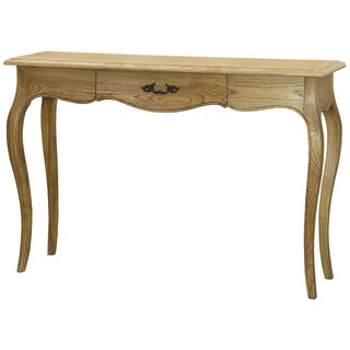 Glossy Wood 47-inch x 14-inch x 32-inch Petite Drawer Console
