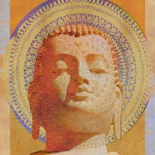Marmont Hill - Buddha II Print on Canvas