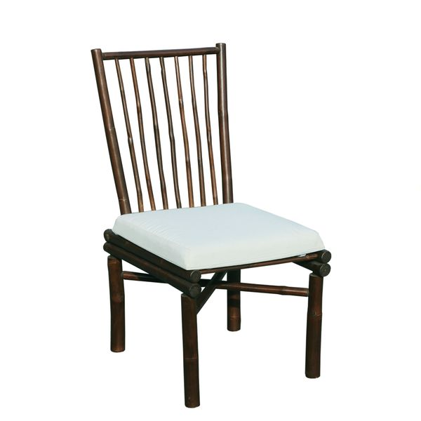 Bamboo Dining Room Chairs: Shop Handcrafted Bamboo Dining Chair