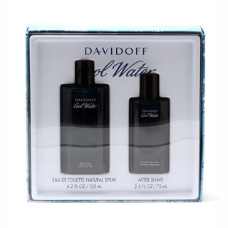 Davidoff Cool Water Men's 2-piece Gift Set