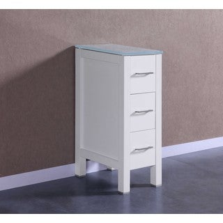 12-inch Bosconi AWEWG1S Side Cabinet