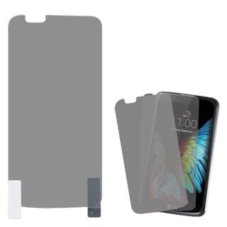Insten Clear Screen Protector for LG K10 (Set of 2)