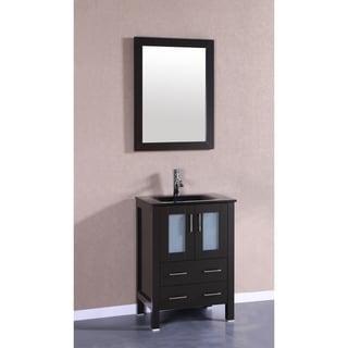 24-inch Bosconi AB124BGU Single Vanity