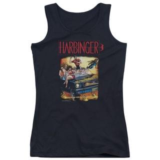 Harbinger/Vintage Harbinger Juniors Tank Top in Black