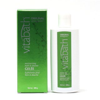 Vitabath Green Women's 10.5-ounce Bath & Shower Gelee