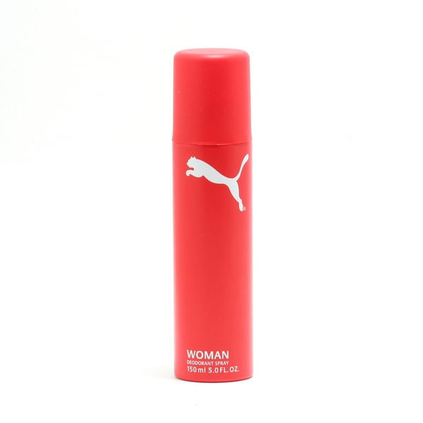 Puma Red Women's 5-ounce Deodorant Spray - Overstock - 11894345